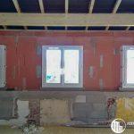 3 fenêtres isolante double vitrage pour garage