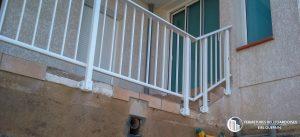 Garde-corps sur mesure balcon escalier à Puygouzon