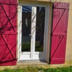 Changement menuiserie porte fenêtre pvc