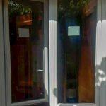 fenêtres blanches pour maison moderne
