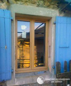 Fenêtre en bois pour rénovation