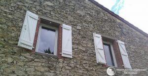 fenêtres simple vantail en PVC
