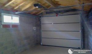 Portail de garage sectionnelle Albi