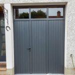 Porte de garage 3 vantaux petite largeur
