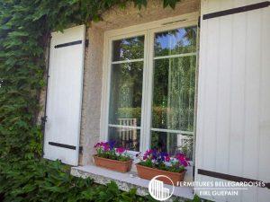 pose de fenêtre sur mesure en bois sur Albi dans le Tarn